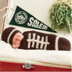 Baby Newborn Football Set