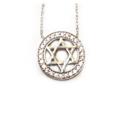 Fine & Fancy Pendant - Star Of David