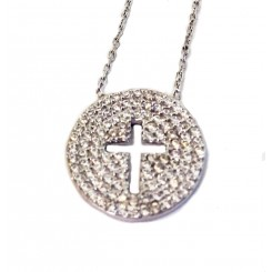 Fine & Fancy Pendant - Cross