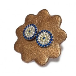 Fine & Fancy Studs - Evil Eye