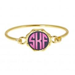 Monogram Bamboo Bracelet