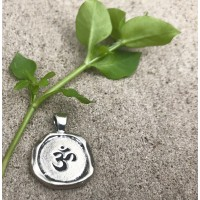 Intention Charm Wax Seal-ohm