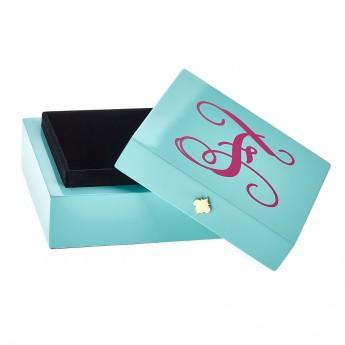 Monogram Bauble Jewelry Cube