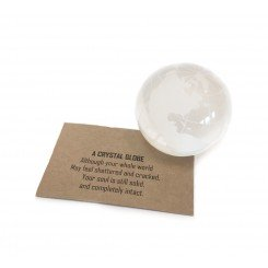KEEPSAKE TREASURE - Crystal Globe
