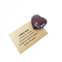 KEEPSAKE TREASURE - Purple Heart