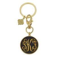Monogram Key Chain