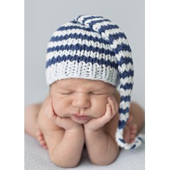Baby Knit Beanie Sleep Hat