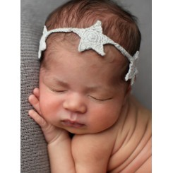Baby Knit Starlight Headband