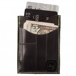 Ag Recycled Slim Wallet
