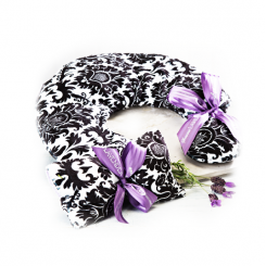 Lavender Farm - Warming Neck Pillow