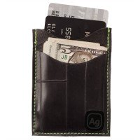 Ag Recycled Slim Wallet
