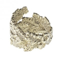 Alkemie Fern Spoon Ring