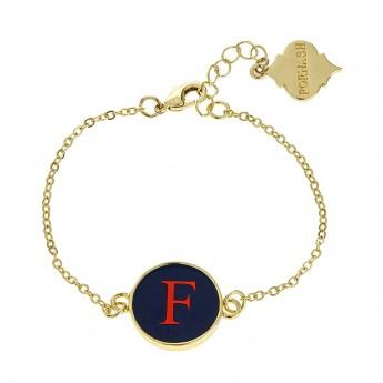 Monogram Delicate Chain Bracelet