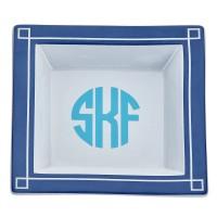 Monogram Jewelry Tray - Small