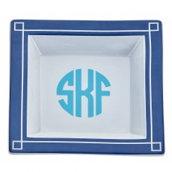 Monogram Jewelry Tray - Small