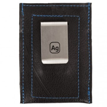 Ag Recycled Money Clip Wallet