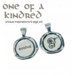 Intention Charm Wax Seal-evolve