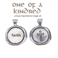 Intention Charm Wax Seal - Faith