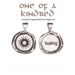 Intention Charm Wax Seal-healing