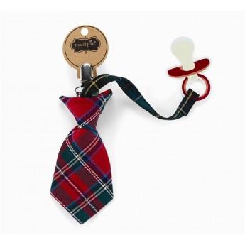 Baby Clip-on Preppy Necktie