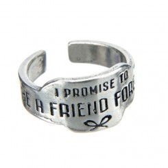 Message Ring - Friend Forever