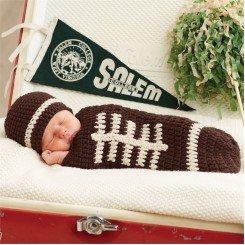 Baby Newborn Football Set