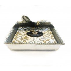 Artisan Napkin Box - Lunch
