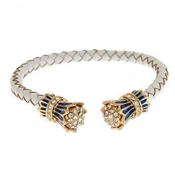 Beaded Lotus Bracelet