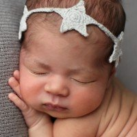 Baby Knit Starlight Headband