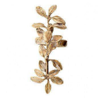 Alkemie Long Leaf Ring